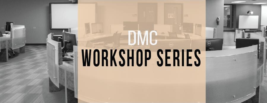 Digital Media Commons Workshops