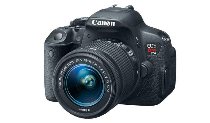 Canon T5i Digital Camera