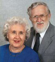 Barbara Martin and Dr. Dean Martin