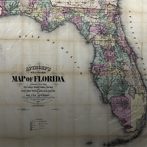 Florida Map Collection